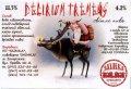 """Запоріжжя """"Заїмка""""пивоварня Delirium Tremens UA-08-ZPR-46-DLI-P-xx-02-004"""