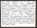 """""""Ізмаїльська пивоварня""""ТОВ Карамельне UA-16-YZL-08-KNE-Z-99-04-002"""