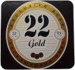 """""""Ніжинський пивзавод""""ЗАТ 22 Gold UA-25-NZN-15-DGO-K-99-02-003"""