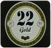 """""""Ніжинський пивзавод""""ЗАТ 22 Gold UA-25-NZN-15-DGO-K-99-02-004"""