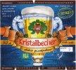 """Корпорація """"Пінта - Кремінський пивоварний завод""""ТОВ Kristallbecher UA-99-UKR-04-KRJ-Z-хх-42-002"""